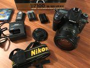 NIKON D7100 AF-S DX 16-85