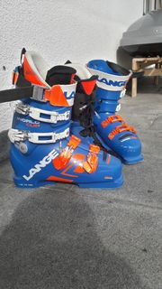 Lange Skischuh Worldcup ZJ Rennschuh