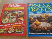 Vintage - Brigitte Rezept-Sonderheft 1980 Essen