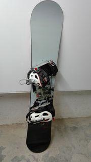Nitro Snowboard inkl Bindung und