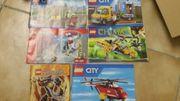 lego city und Chima