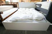 Bett moderner Stil weiß - HH170812
