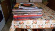 Schallplatten aus den 60er 70er