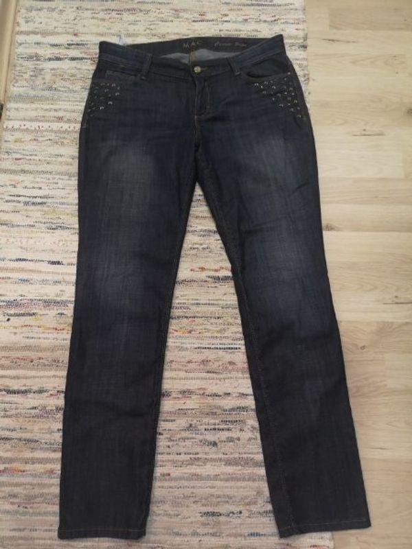 Mac Jeans Carrie Pipe Skatty