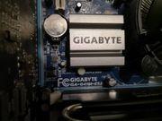 Mainboard CPU RAM und GPU