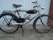 Oldtimer Rex 50 Fahrrad Hilfsmotor