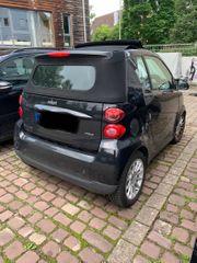Smart Fortwo 451 Cabrio