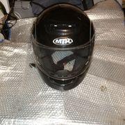 Motorrad Helm MTR zu verkaufen