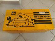 ELU Hobel-Set Mff80
