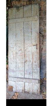 Alte Tür Dekoration Kasettentür Vintage