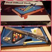 Tischbilliard Pool Billiard Tisch klein