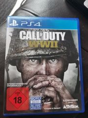 Ps4 Spiel Call of Duty