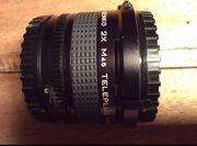 Kenko 2x M45 Teleplus MC6