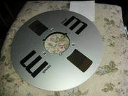 Maxell Metallspule mit original Bandmaterial