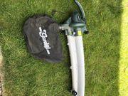 Gardol GLS 250 Elektro-Laubsauger-Laubbläser mit
