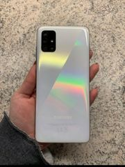 Samsung A51 in Weiß 128GB