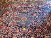 Handgeknüpfter Kaschmar Teppich zu verkaufen
