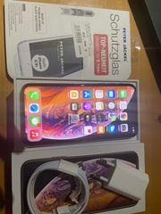 iPhone XS 64GB WIE NEU