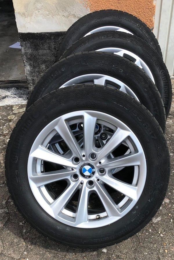 Verkauf BMW 5er Winterreifen auf