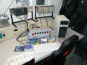 Komplette einmalige Siemens SPS Schulungsanlage