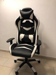 Sehr cooler Gaming Stuhl Kunstleder