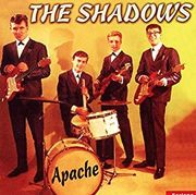 Rhythmus-Gitarrist in für Shadows-Coverband