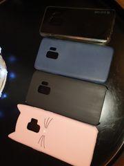 4 Handyhüllen Samsung S9