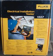 Fluke Installationstester 1557