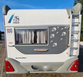 Wohnwagen - Knaus Eurostar 500 TF mit