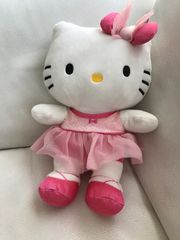 Süße Hello Kitty Plüsch Ballerina