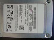 SSD-Laufwerk 256 GB SATA 2