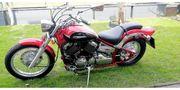 Rarität Yamaha XVS 650