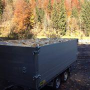 Restholz Brennholz Kaminholz Holz trocken