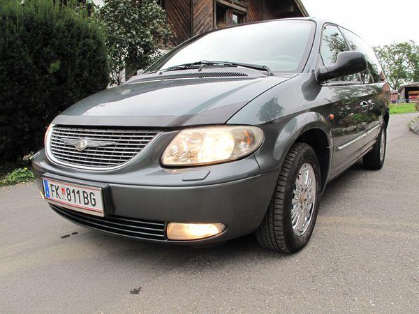Chrysler Grand Voyager Limited - neuer