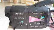 Videokamera Panasonic RX1 mit Ersatzakku