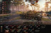 World of Tanks Account