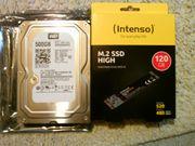 SSD 120GB M 2 HDD