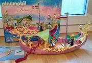 PLAYMOBIL 5445 Fairies - Prunkschiff der