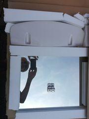 Neu Rahmenloser Badspiegel mit Ablage