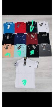 Polo T-Shirt Männer verschiedene Marken