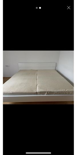 Schlaffbett 200x200