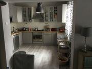 Kitchen Möbel Treppen Tür maler