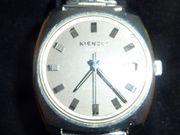 sehr gut erhaltene Swiss Armbanduhr