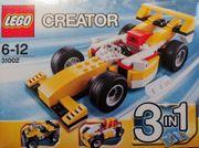 Lego Creator Rennwagen 3 in