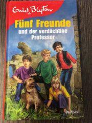Fünf Freunde und der verdächtige