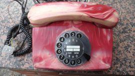 Sonstige Telefone - SELTENES WÄHLSCHEIBENTELEFON POST