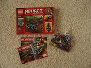 Lego Ninjago 70622 Wuestenflitzer komplett