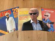 Heino Vinly-Sammlung - 3 x LPs