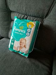 Pampers Baby-dry Windeln Gr 8