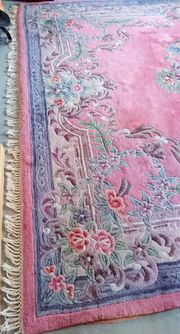 Sehr gut erhaltener China-Teppich 12